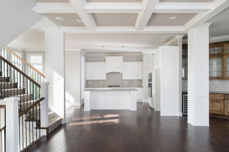 Custom Homebuilder Services | Fountain City Custom Homes | Interior ...