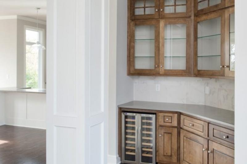 Custom Home Interior custom homebuilder services | fountain city custom homes
