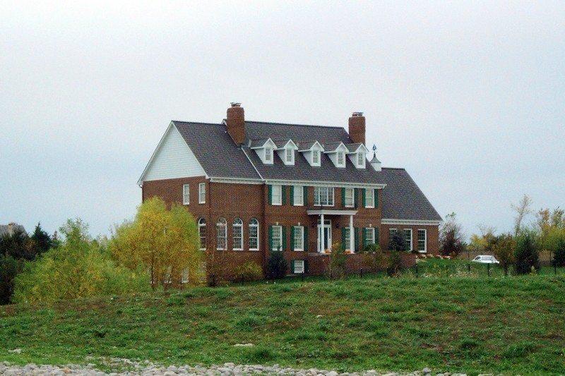 Georgian Style Custom Home