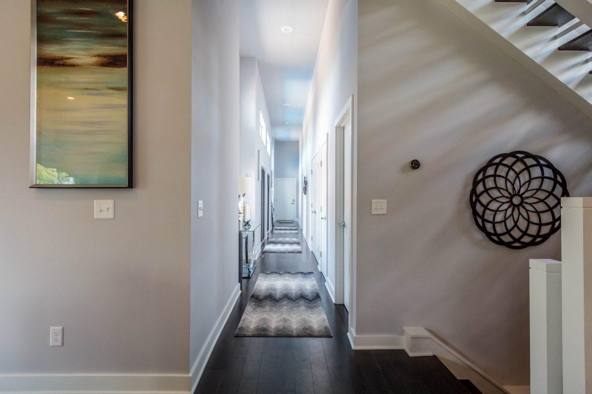 Kansas City Modern Hallway