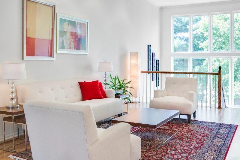 Modern Family Room