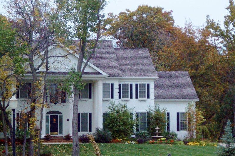 Plantation Style Custom Home