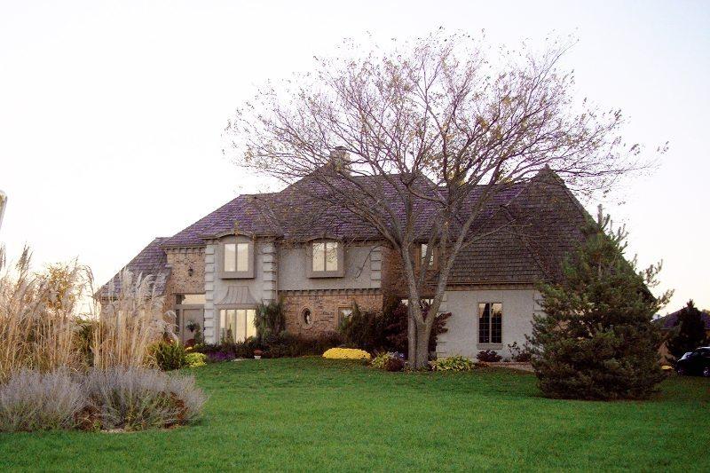 Regency French Style Custom Home