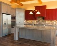 Rustic Ranch Kitchen Details