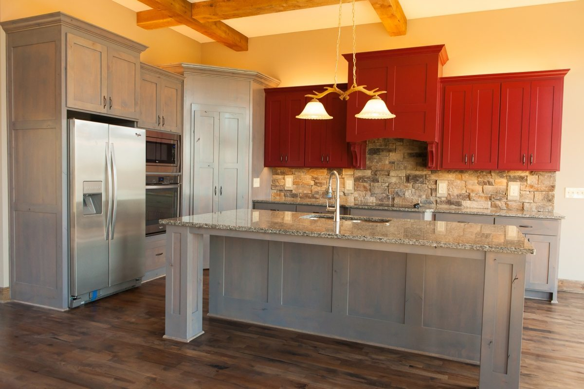 Rustic Ranch Kitchen Details